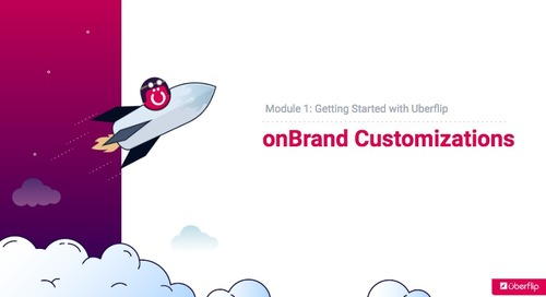 1.4 onBrand Hub Customizations