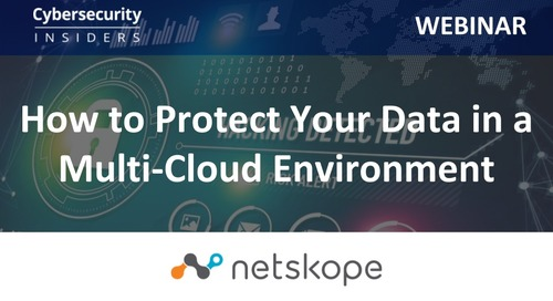 How to Protect Your Data in a Multi Cloud Environment