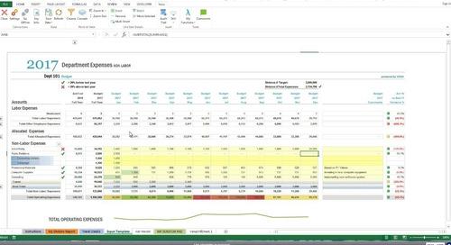 August 1st Budgeting Webinar