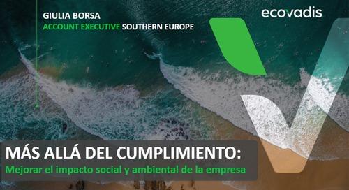 [aerce] Open Talks: Cómo mejorar el impacto social y ambiental de la empresa
