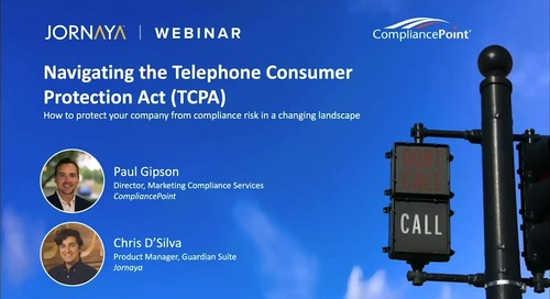 Navigating the Complexities of the Telephone Consumer Protection Act (TCPA)