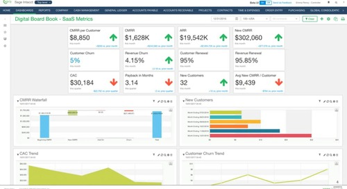 Sage Intacct Product Tour for Software Companies Part 1: Introduction