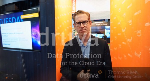 Druva opportunities | VMworld 2019