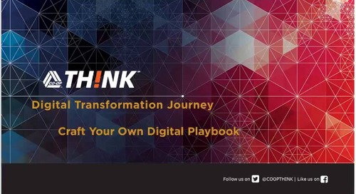 2 Digital Transformation Webinar Series - Part 2 Craft Your Own Digital Playbook