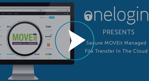 Secure File Transfer in the Cloud with OneLogin
