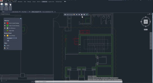 AutoCAD 2020 Feature Demo: DWG Compare