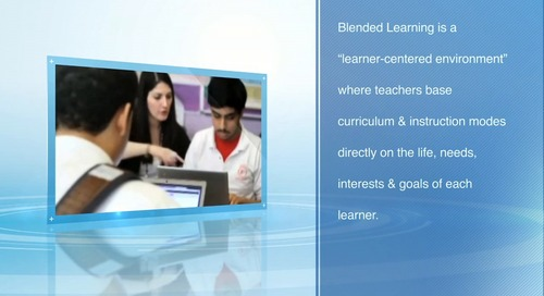 Blended Learning PD Series