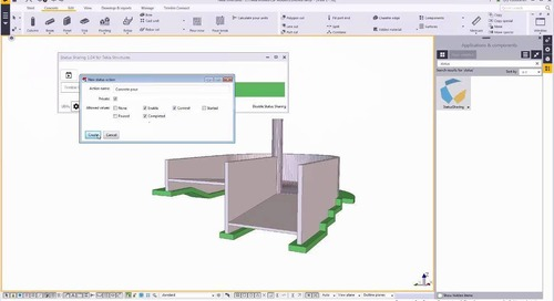 Improve the Way You Work - Latest Developments Tekla Structures 2017i for Concrete