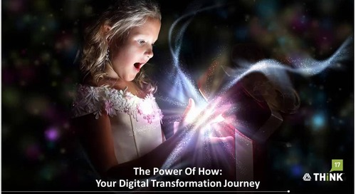 Preparing for Your Digital Transformation Journey - Part I