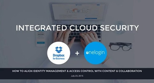 Integrated Cloud Security