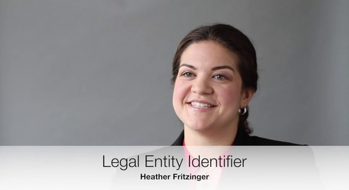 The Legal Entity Identifier (LEI) Explained