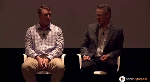 BankOnPurpose 2018 - Driving Better Results Through Sales Enablement