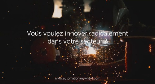 Reimagine Possible. Add Automation._fr-FR