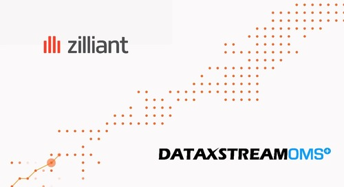Zilliant and DataXstream OMS+