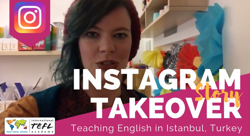 Day in the Life Teaching English in Istanbul, Turkey With Erin Kelley