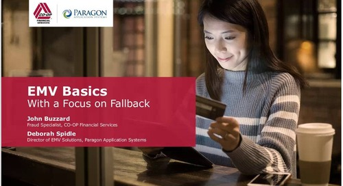 Webinar EMV and Fallback What Every Credit Union Should Know