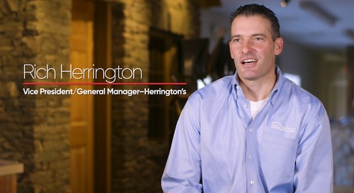 Herrington's Implementation Experience