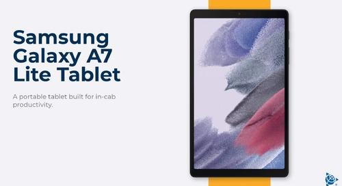 Samsung A7 Lite Overview Video