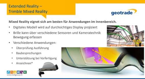 Von Laserscan bis Totalstation: Trimble-Hardwarelösungen für den Anlagenbau