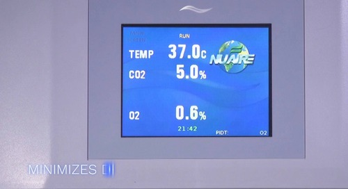 [Video] In-VitroCell CO2 Incubators IR Sensor