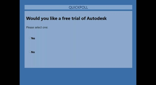 Introducing Autodesk Takeoff