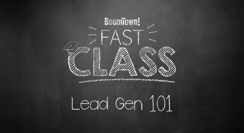 """Fast Class - Episode 1 """"Lead Gen 101"""""""