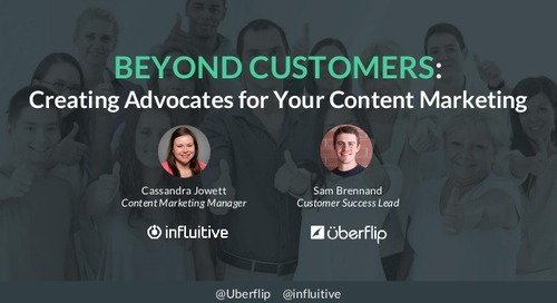 Beyond Customers: Creating Advocates for Your Content Marketing
