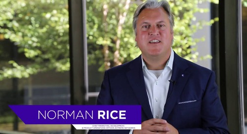 Norman Rice Introduces ExtremeConnect