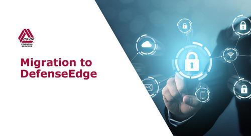 CO-OP DefenseEdge Fraud Solution Webinar