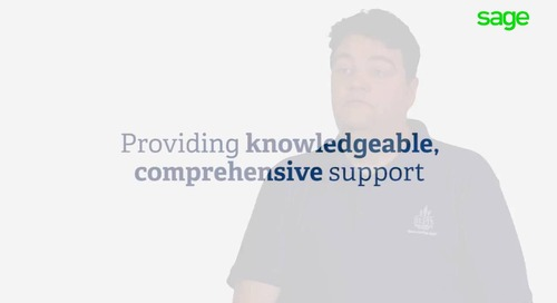 Sage Intacct Customer Experience- Enjoy High Levels of Customer Support and Satisfaction
