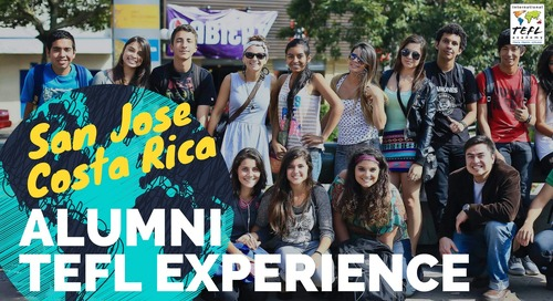 Teaching English in San Jose, Costa Rica - TEFL Experience