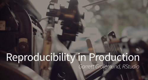 Reproducibility in Production