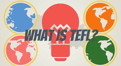What is TEFL and TEFL certification?