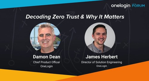 Decoding Zero Trust and Why It Matters