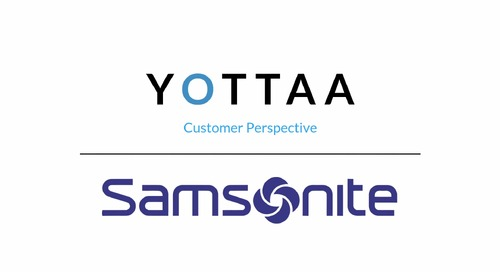 Yottaa Customer Perspective: Samsonite