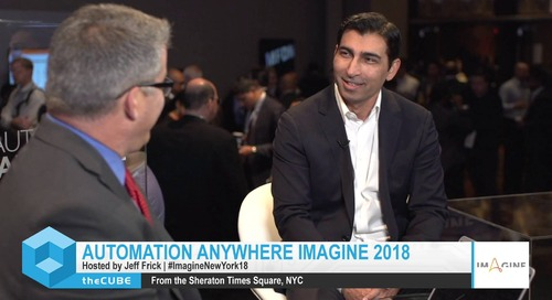 Kashif Mahbub - The impact of AI on cognitive automation