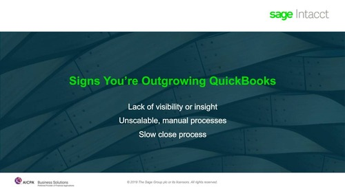 Outgrowing QuickBooks - Customer Panel Webinar