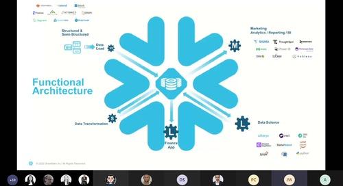 Snowflake Technical Brief - Apr 15