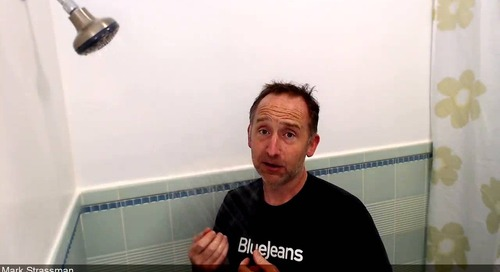 BlueJeans Presents: The Shower Test featuring Dolby Voice