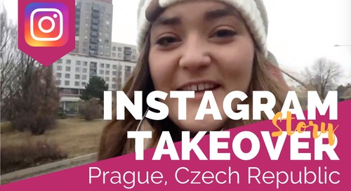 Day in the Life Teaching English in Prague, Czech Republic with Abby Graves