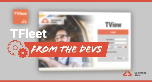 TFleet | Release Update