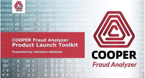 State Network Partner COOPER Fraud Analyzer Toolkit Training