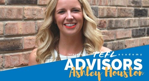 International TEFL Academy Advisor - Ashley Houston