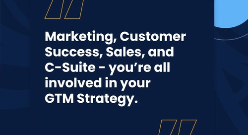 The Roof S2: I Want YOU To Own Your Go-To-Market Strategy