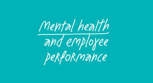 What's the real impact of employee mental health on performance? feat. Affirm and Spring Health