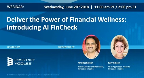 On-Demand Webinar: Deliver the Power of Financial Wellness