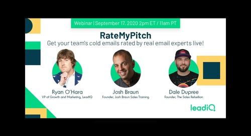 RateMyPitch 2020 - Part 1