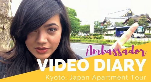 Apartment Tour in Kyoto, Japan - TEFL Ambassador