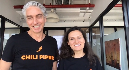 Announcing Our $18 Million Series A Funding – A New Chapter for Chili Piper