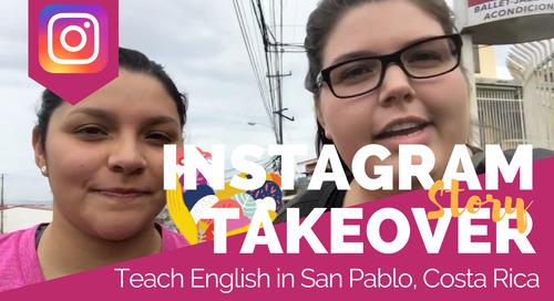 Teaching English in San Pablo, Heredia, Costa Rica - TEFL Social Takeover